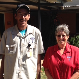 Local staff initiative helps to improve acute rheumatic fever prevention in Fitzroy Crossing, Western Australia.