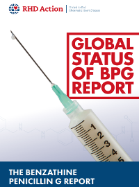RHD Action Global report: BPG has been subject to global stock outs over the last decade in both high and low resource settings.