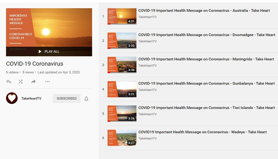 ake Heart would like to share some important health information with you today about how you can protect yourself, your family and your community from that virus. COVID-19 is spreading everywhere quickly.