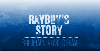 This short film follows the story of Rayboy, a teenager with rheumatic heart disease receiving regular penicillin needles, who befriends a younger child who also needs the needles.