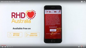 A free app to support Australian health workers with clinical aspects of acute rheumatic fever and rheumatic heart disease