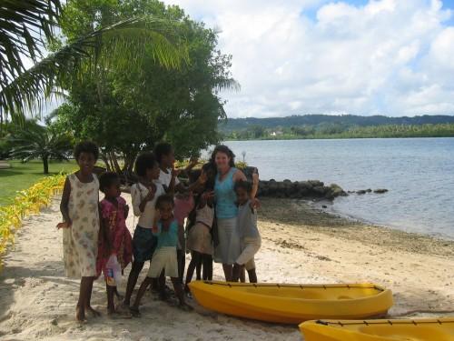 Vanuatu – supporting the RHD program