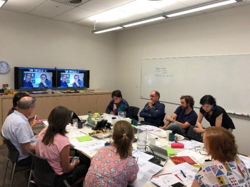 May 2019 Guideline steering committee meeting
