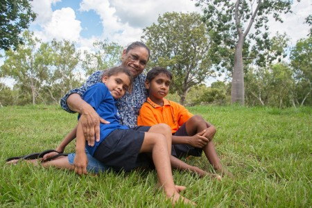 Cherie McAdam does not have acute rheumatic fever or rheumatic heart disease, but she lives it everyday.