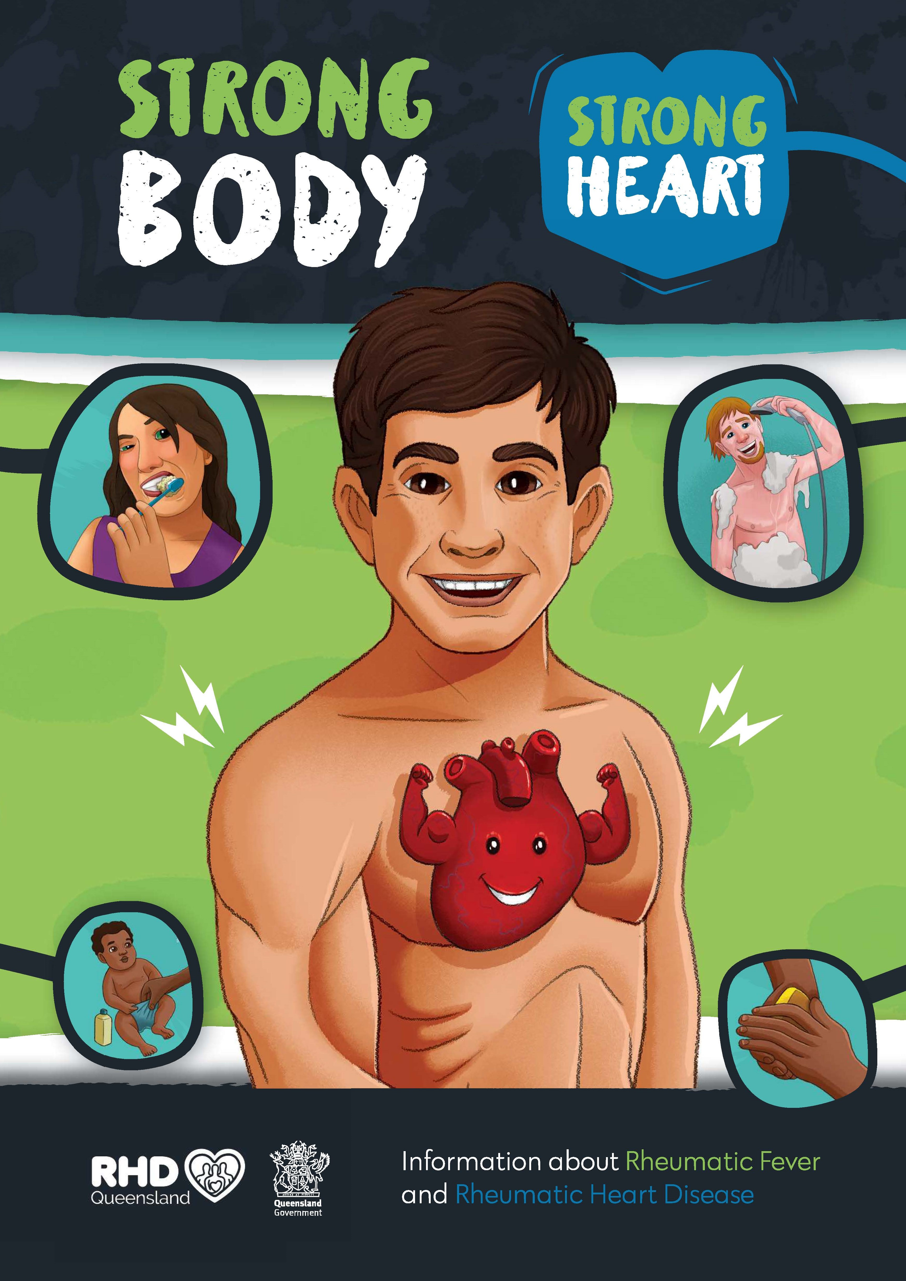 This booklet presented in English, contains information about the signs and symptoms of acute rheumatic fever and rheumatic heart disease, how to manage them, and how to prevent complications.