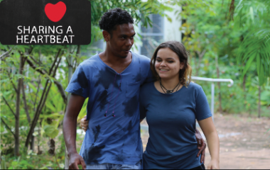 'Sharing a Heartbeat' film launch. A short film about love, pregnancy, and living with rheumatic heart disease.