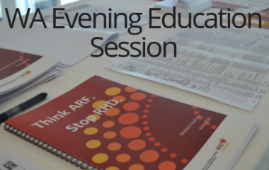 Port Hedland Free Education Session for medical officers, GPs, nurses and more