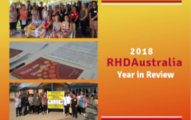 Year in Review: Workshops, Education, Resource Development and Community Engagement
