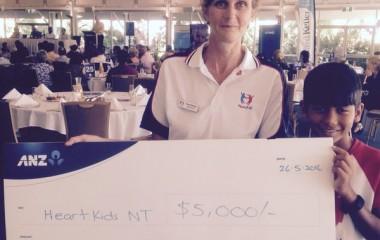 Susan Shanley Aaron Loganathan NT Budget Breakfast