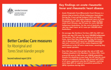 Better Cardiac Care 2016 report