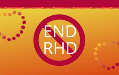 End rheumatic heart disease in Australia