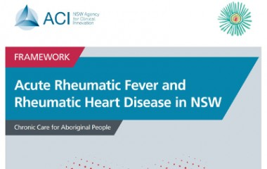 NSW Framework for acute rheumatic fever and rheumatic heart disease