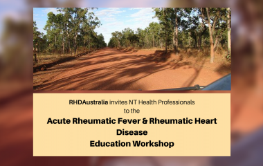 Rheumatic Heart Disease Workshop in Darwin