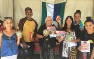 NSW Ambulance's Aboriginal Cardiac Care Awareness Program