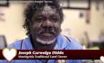Joseph discusses the importance of translating health messages in peoples' first language to help improve community understanding of acute rheumatic fever and rheumatic heart disease in Maningrida.