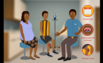 This animated video follows the story of a 14 year old Aboriginal boy named Michael and his Aunty Mary. Michael visits the doctor with a sore knee and fever, and the doctor is worried that Michael has acute rheumatic fever.