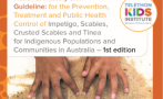 The National (Australian) Healthy Skin Guideline was developed by the Telethon Kids Institute to help health care providers easily recognise, diagnose, and treat skin infections.