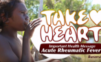 This short film contains an important health message about rheumatic fever in the Burarra language.
