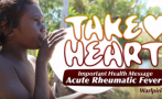 This short film contains an important health message about rheumatic fever in the Warlpiri language.