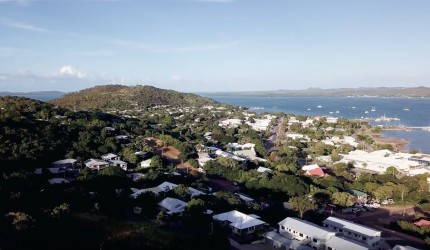 Thursday island Story video