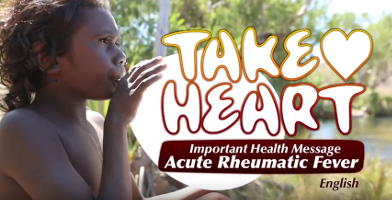 This short film contains an important health message in English. It contains information about preventing acute rheumatic fever and rheumatic heart disease in rural and remote Australian communities.