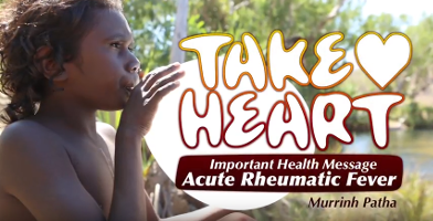 This short film contains an important health message about rheumatic fever in the Murrinh Patha language.