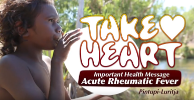 This short film contains an important health message on rheumatic fever in the Pintupi-Luritja language.